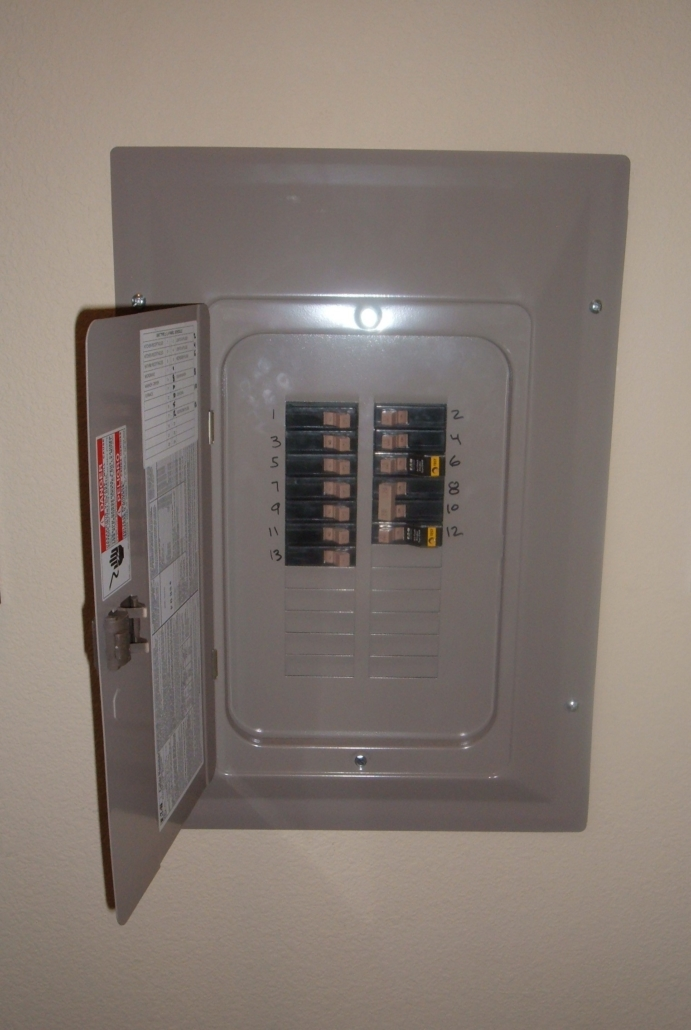 Home circuit breaker