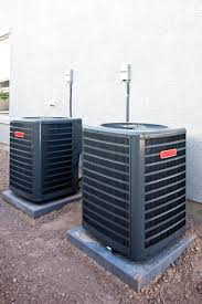 Air Conditioner Units Outside